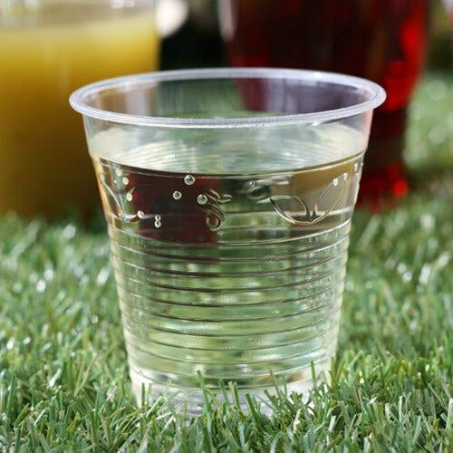 Bio plastic cups
