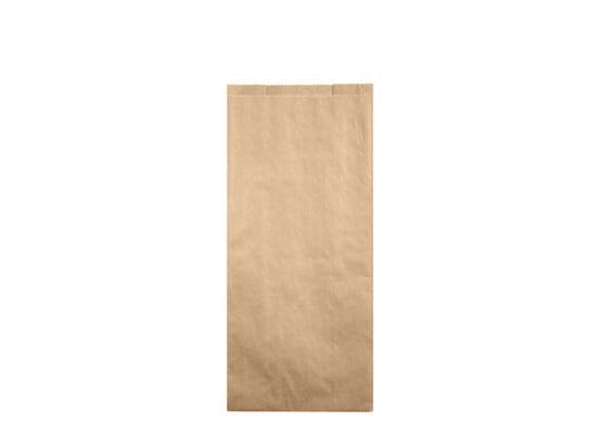 FSC® Kraft bag with side gussets M