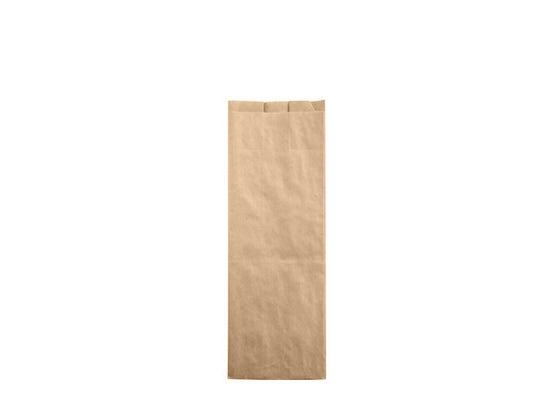 FSC® Kraft bag with side gussets S