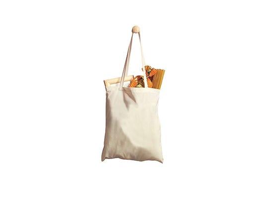 Bio cotton fairtrade carrier bag