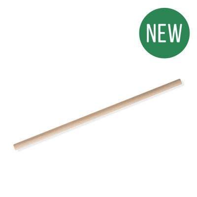 Bamboo Straw 23 cm - New!