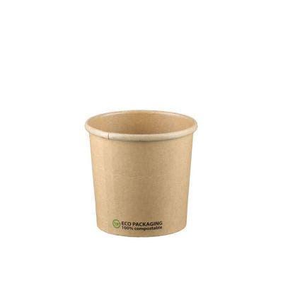 Kraft soup container 12 oz / 360 ml -NK