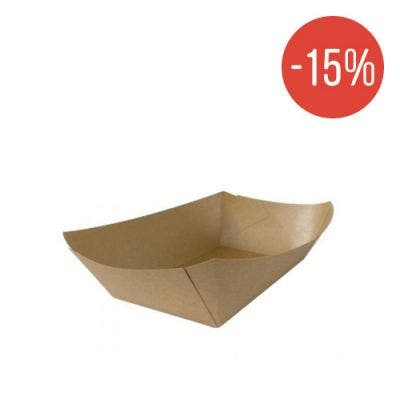 Kraft food tray XL - SALE! - 15%