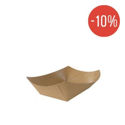 Kraft food tray L - SALE! - 10%
