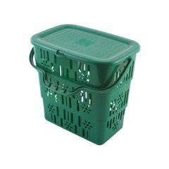 Organic waste caddy