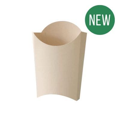 Bamboo Chip Scoop L - New