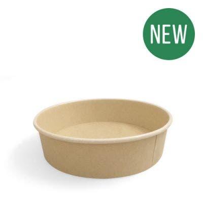 Bamboo salad bowl 900 ml - NEW