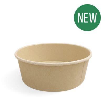 Bamboo salad bowl 1200 ml - NEW