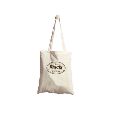 Bio cotton fairtrade carrier bag - Macis