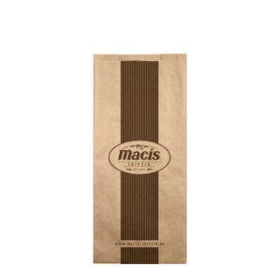 FSC® Papierfaltbeutel aus Kraftpapier M