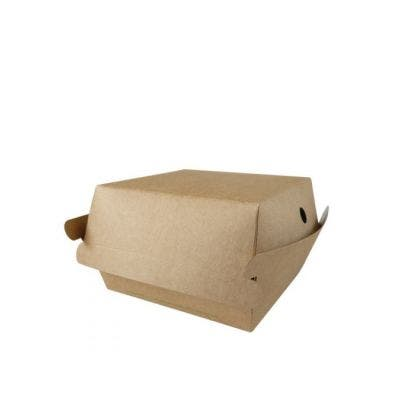 Kraft hamburger box Large