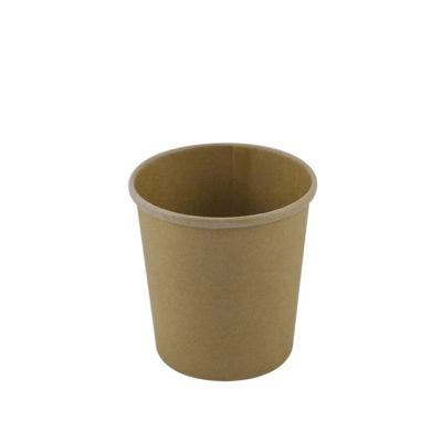 Kraft soup container 16 oz / 500 ml