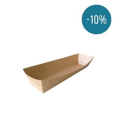 Kraft sausage tray - Promo 10%