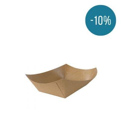 Kraft food tray L - Promo 10%
