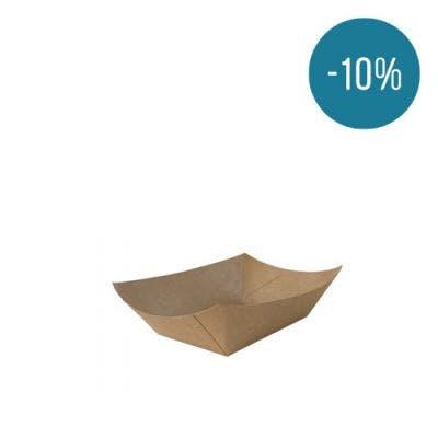 Kraft food tray M - Promo 10%