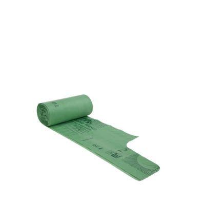 Compostable bin liner 60 litre WaveTop