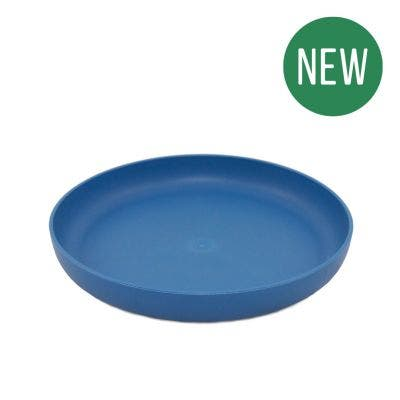 ajaa! - Biobased Plate Round Blue - New