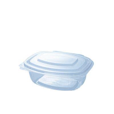 PLA clamshell 16 oz / 500 ml