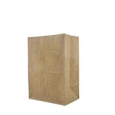 Paper block bottom bag M