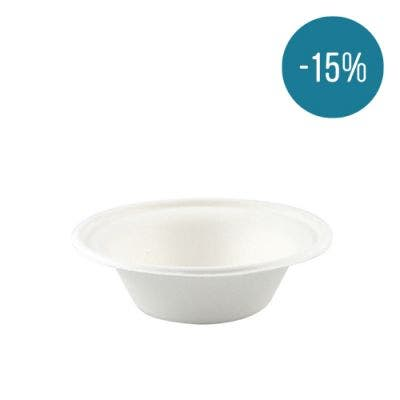 Sugarcane bowl 11.5 oz / 340 ml - Promo 15%