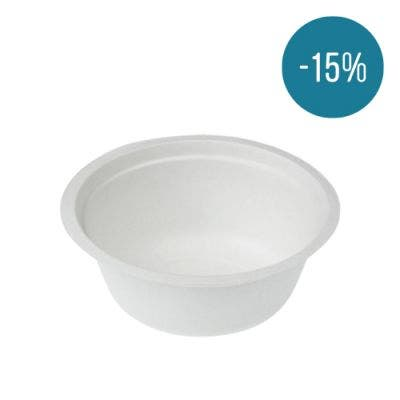 Sugarcane bowl 16.5 oz / 500 ml - Promo 15%