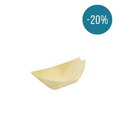 FSC® wooden boat S - Promo 20%