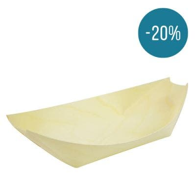 FSC® wooden boat XL - Promo 20%