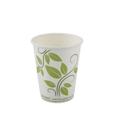 Coffee Cup 8 Oz 240 Ml