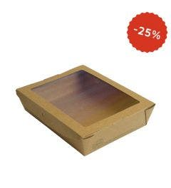 Kraft salad PLA window box L
