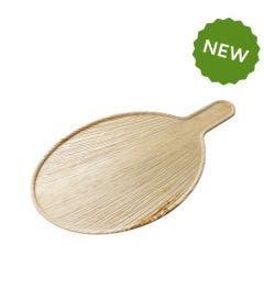 Palmblad ovaal serveerplankje