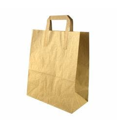 Kraft carrier bag L
