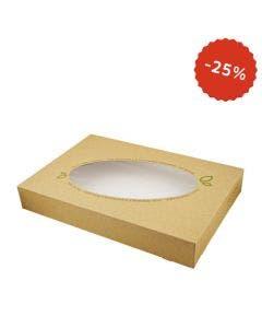Kraft catering box L