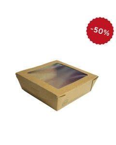 Kraft salad PLA window box M