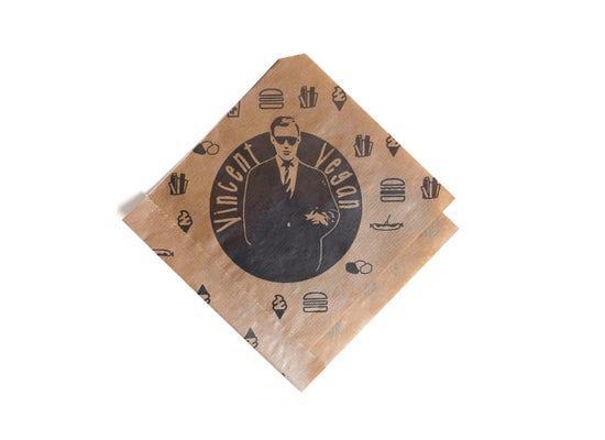 FSC® paper döner bags - Vincent Vegan