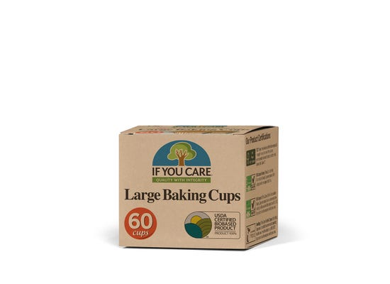 If You Care - Baking Cups Large