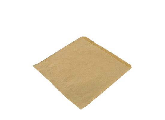 FSC® Paper flat bag 26 x 26 cm