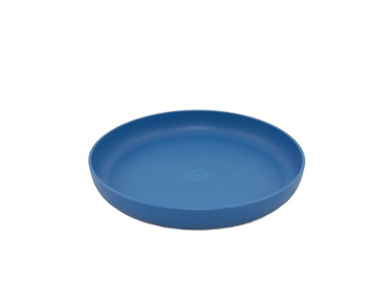 ajaa! - Biobased Plate Round Blue