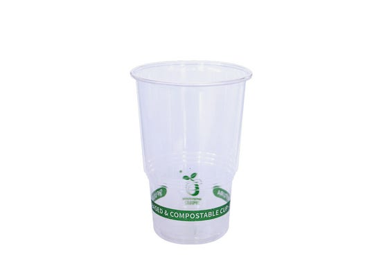 BioWare PLA cup 8 oz / 250 ml with print