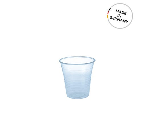 BioWare PLA cup 4 oz / 100 ml - Made in Germany