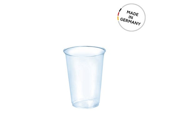 BioWare PLA cup 6.5 oz / 200 ml - Made in Germany