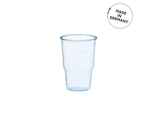 BioWare PLA cup 8 oz / 250 ml - Made in Germany