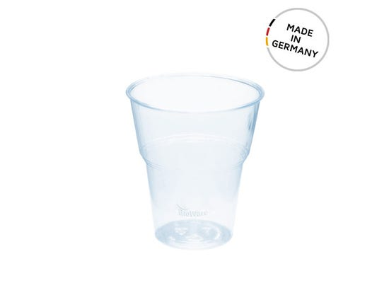 BioWare PLA cup 10 oz / 300 ml - Made in Germany