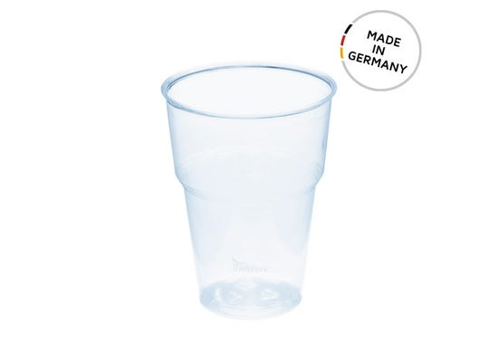 BioWare PLA cup 13.5 oz / 400 ml - Made in Germany
