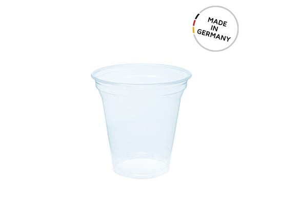 BioWare Polarity cup 6.5 oz / 200 ml - Made in Germany