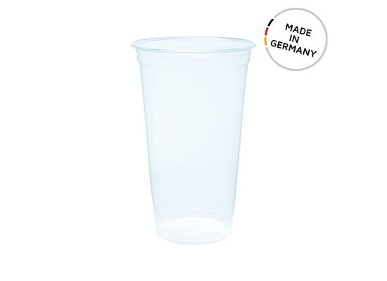 BioWare Polarity cup 16 oz / 500 ml - Made in Germany