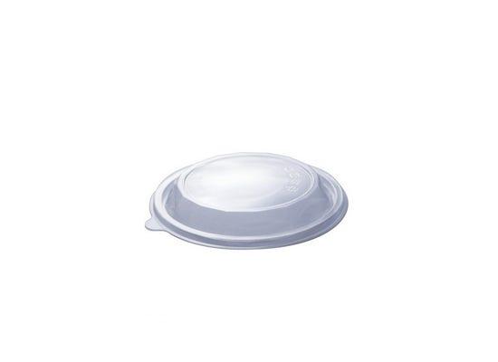 PLA lid for salad bowl diamond 700 ml