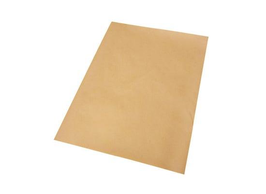 Greaseproof paper 30 x 40 cm - Brown