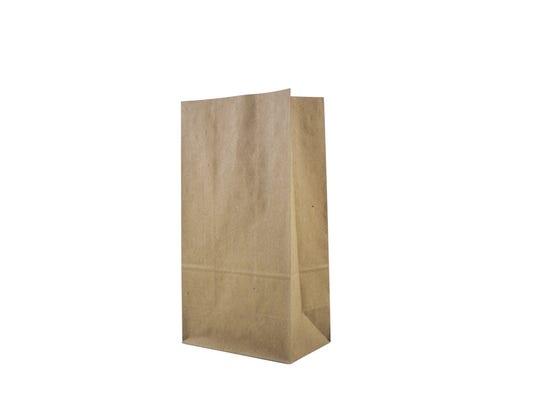Paper block bottom bag S