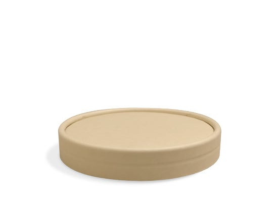 Lid for bamboo ice cup 8 oz / 240 ml