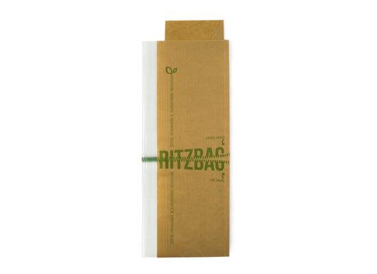 PEFC paper Ritzbag with PLA window